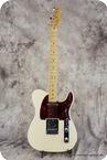 Fender Telecaster Deluxe 2011 White Metalic