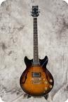 Ibanez AM 50 1982 Sunburst