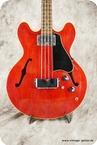 Gibson EB 2 Cherry