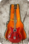 Guild Starfire Bass 1967 Cherry