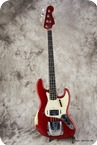 Fender Jazz Bass 1965 Candy Apple Red