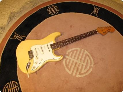 Fender Stratocaster 1970 Olympic (hendrix) White