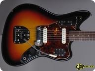 Fender Jaguar 1962 3 tone Sunburst