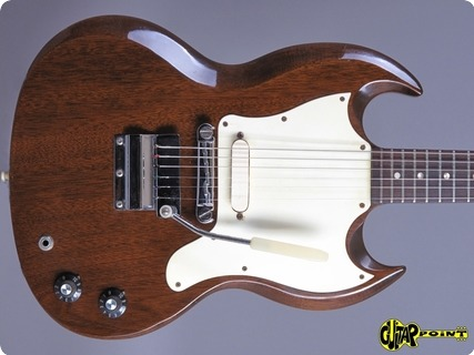 Gibson Sg Melody Maker 1967 Walnut