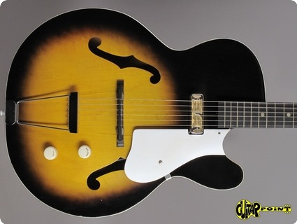 Harmony H53 Rocket  1960 Sunburst