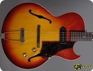 Gibson ES 125 TC 1962 Cherry Sunburst