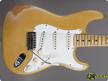 Fender Stratocaster 1974 Blond