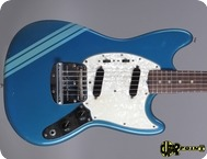 Fender Mustang Competition 1973 Lake Placid Blue