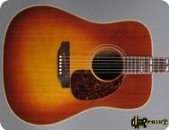 Gibson SJ Southern Jumbo 1970 Sunburst
