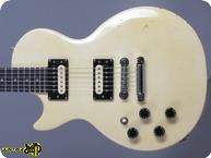 Gibson Invader 1985 White