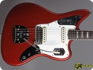 Fender Jaguar 1967 Candy Apple Red