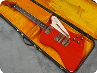 Gibson-Firebird III -1964-Cardinal Red
