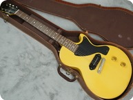 Gibson-Les Paul Junior-1955-TV Yellow