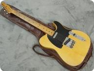 Fender-Telecaster-1952-Blonde