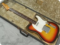Fender Telecaster Custom 1966 Sunburst