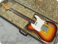 Fender Telecaster Custom 1966 Sunburst