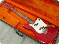 Fender-Electric XII-1965-Candy Apple Red