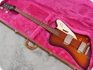 Gibson-Thunderbird II-1964-Sunburst