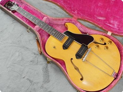 Gibson Es 225 Tdn 1957 Natural