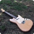 Fender-Musicmaster-1960-Desert Sand