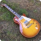 Gibson-1958 Reissue Les Paul Standard-2008-Cherry Sunburst