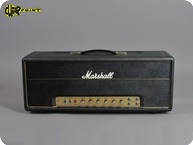 Marshall 1959 100 Watt Superlead 1972 Black Levant