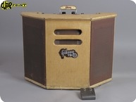 Gibson GA 79 RVT Multi Stereo Amp 1961 Tweed