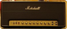 Marshall 2245 THW JTM 45 Custom Shop Handwired Head 2015 Black Tolex