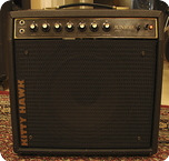 Kitty Hawk Amplifiers Junior 1 1980 Black Tolex