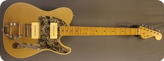 Real Guitars Custom Build T 2018 Gold