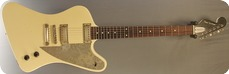 Real Guitars Custom Build Albatros 2018 Vintage White