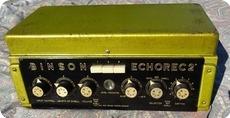 Binson Echorec 2 Mod. T7E 1965 Green
