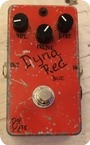 BJFE Dyna Red Distortion