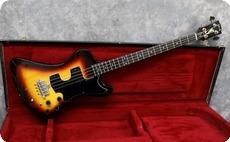 Gibson RD Artist Bass 1978 Sunburst