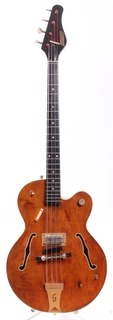 Gretsch 6071 'the Monkees' Bass 1965 Orange Faded Cherry Red