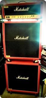 Marshall Jcm800 Custom Color 1995 Red