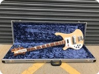 Rickenbacker-4003 Left Handed-2012-Mapleglo
