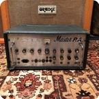 Marshall Vintage 1969 1970 Marshall Master PA 100w Valve Amplifier