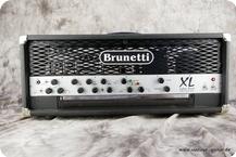 Brunetti XL 120 Top Black Tolex