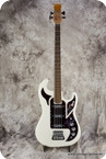 Burns Marvin Shadow Bass White