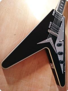 Jailbreak Guitars Zeus (night Demon Signature) Black