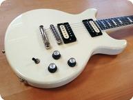 Jailbreak Guitars La Piovra Elite TYTUS Signature Sparkle Vintage White