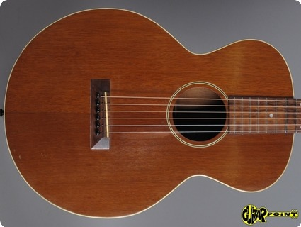 Gibson L 0 1929 Natural