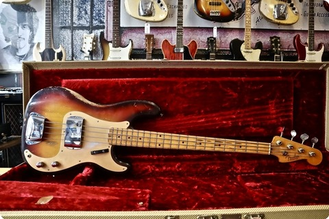 Fender Precision Bass 1959