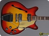Fender-Coronado II-1967-Sunburst