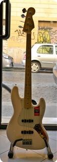 Fender Jazz Bass Professional 2016 Olympic White