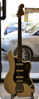 Fender Bass Vi 1995 Olympic White