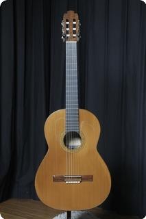Paulino Bernabe Studio 1985 Classical Guitar Cedar/mahogany 1985 Lacquer