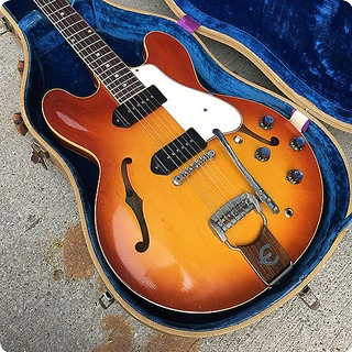 Epiphone Casino 1961 Royal Tan