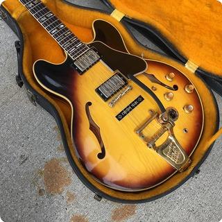 Gibson Es 345 1963 Sunburst